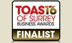 business awards finalist toast of surrey business awards apprentice scheme private investigator